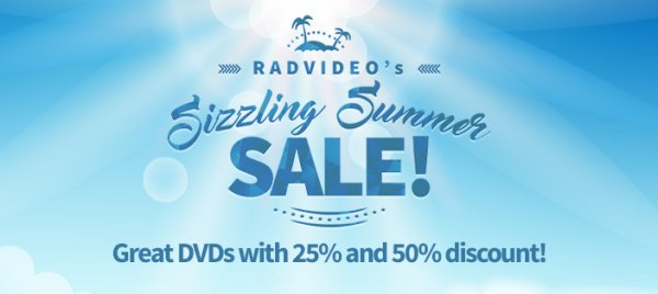 Radvideo - Free Gay DVD offer with every Gay DVD order
