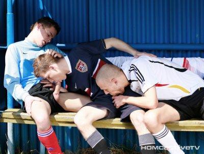 eurocreme world soccer orgy band