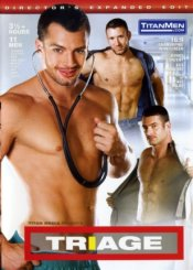 TitanMen, Triage Gay DVD. Also available on Blu-Ray